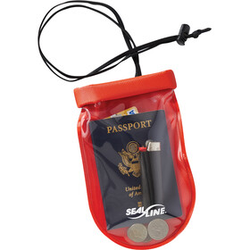 SealLine See Pouch L, rosso